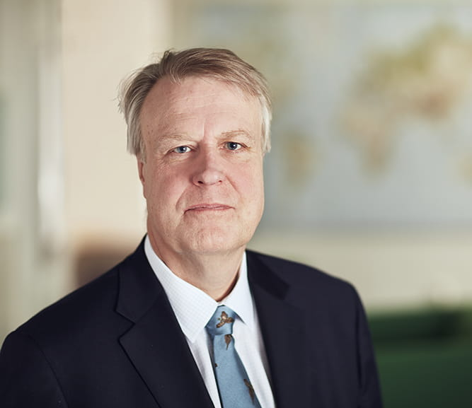 Sven Kristensson CEO Nederman